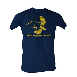Karate Kid, The - Kindly Remove Bottles Mens T-Shirt In Navy