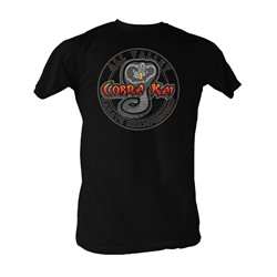 Karate Kid, The - All Valley Cobra Kai Mens T-Shirt In Black