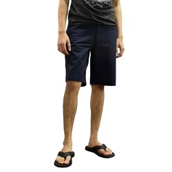 Unspoken Guys Shorts in Blue Lagoon by Insight Clothing
