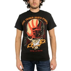 Five Finger Death Punch - Mens The Way T-Shirt In Black
