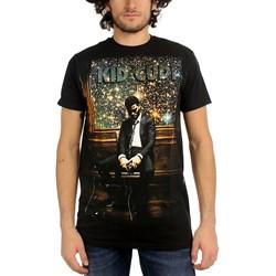 Kid Cudi - Mens Sparks T-Shirt In Black