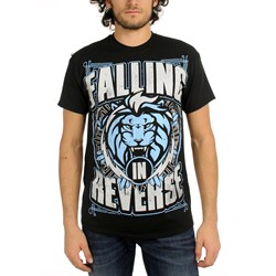 Falling In Reverse - Mens Lion Shield T-Shirt