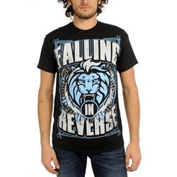 Falling In Reverse - Mens Lion Shield T-Shirt