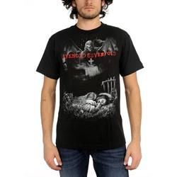 Avenged Sevenfold - Mens Sweet Scream T-Shirt In Black