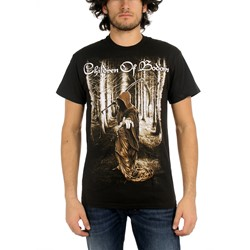 Children Of Bodom - Death Wants You Mens T-Shirt In Black