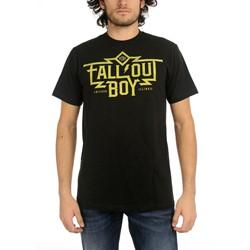 Fallout Boy - Mens Machine T-Shirt in Black