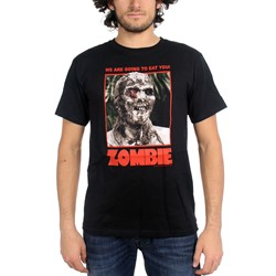 Zombie Adult T-Shirt 2