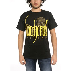 Witchcraft - Mens Legend T-Shirt In Black