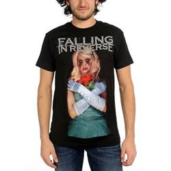 Falling In Reverse - Mens Coffin Girl Album T-Shirt