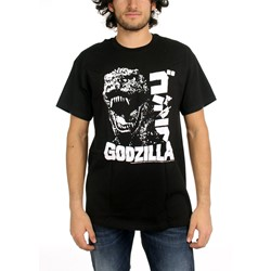 Godzilla Scream Adult T-Shirt
