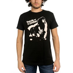 Siouxsie & The Banshees - Hands & Knees Mens T-Shirt In Black