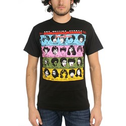 Rolling Stones - Some Girls Mens S/S T-Shirt In Black