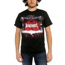 Death Angel - Mens Act III T-Shirt in Black