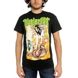 Kvelertak - Mens Meir Album Cover T-Shirt