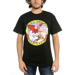 Black Sabbath - Mens Tour 78 T-shirt in Black