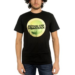 Motion City Soundtrack - Mens GO Album Logo T-Shirt
