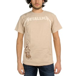 Metallica - Cyanide Warning Mens T-Shirt In Natural