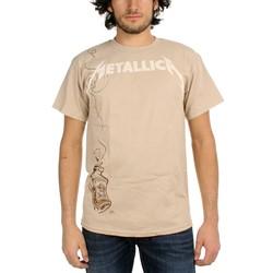 Metallica - Cyanide Warning Mens T-Shirt In Natural