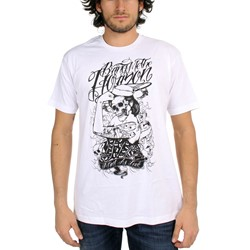Bring Me The Horizon - Sailor Mens T-Shirt In White