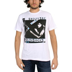 Siouxsie & The Banshees - Triangles Mens T-Shirt In White