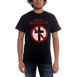 Bad Religion - Mens Distressed Slimfit T-Shirt