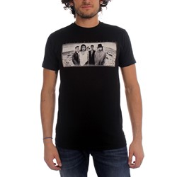U2 - Mens Joshua Tree T-Shirt In Black