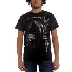 Children Of Bodom - End Of The World Allover Mens T-Shirt In Black
