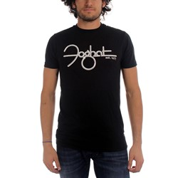 Foghat - Est. 1971 Mens T-Shirt In Black