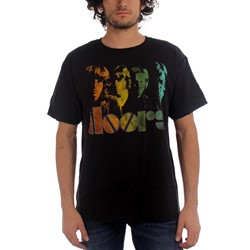 The Doors - Spectrum Mens T-Shirt In Black
