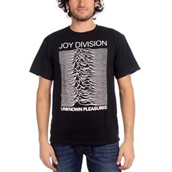 Joy Division Unknown Pleasures Adult T-Shirt