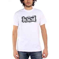 Tool Grey Tool Man T-shirt in White