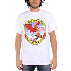 Black Sabbath - Mens Tour 78 T-shirt in White