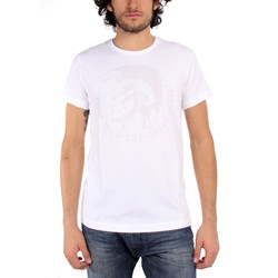Diesel - Mens T-Achell Maglietta T-Shirt