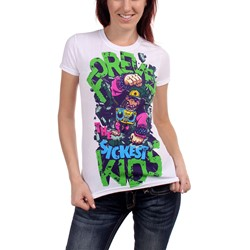 Forever the Sickest Kids - Kong Girls T-Shirt