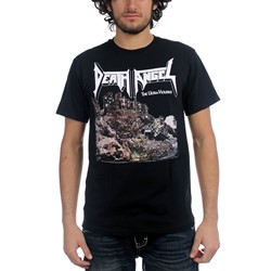 Death Angel - Mens The Ultra Violence T-Shirt in Black/White