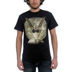Goatwhore - Mens A Haunting Curse T-Shirt in Black