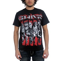 GWAR - Mens Band Of Blood T-Shirt in Black