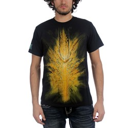 Cynic - Mens New Focus T-Shirt in Black