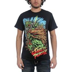 All Shall Perish - Mens Street Fighter T-Shirt in Black