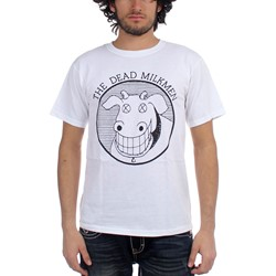 Dead Milkmen Cow Logo Adult T-Shirt