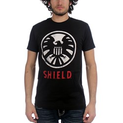 Shield - Mens S.H.I.E.L.D. Logo Fitted T-Shirt