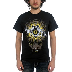A Life Once Lost - Mens All Seeing Eye T-Shirt in Black
