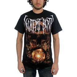 Decrepit Birth - Mens Odyssey T-Shirt in Black