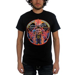 Clutch - Mens Earth Rocker T-Shirt