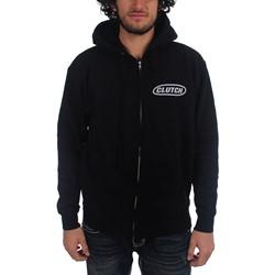 Clutch - Mens Hess 454 Hoodie in Black