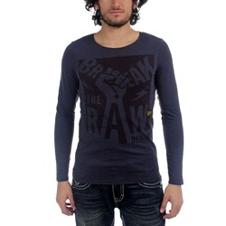G-Star Raw - Mens Revolution Long Sleeve T-Shirt