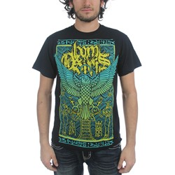 Born Of Osiris - Mens Birdwing T-Shirt in Black