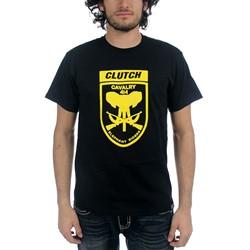 Clutch - Mens Elephant Riders T-Shirt