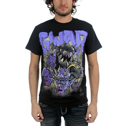 GWAR - Mens Destroyers T-Shirt in Black