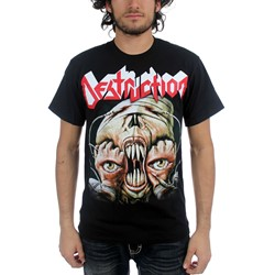 Destruction - Mens Release From Agony T-Shirt in Black